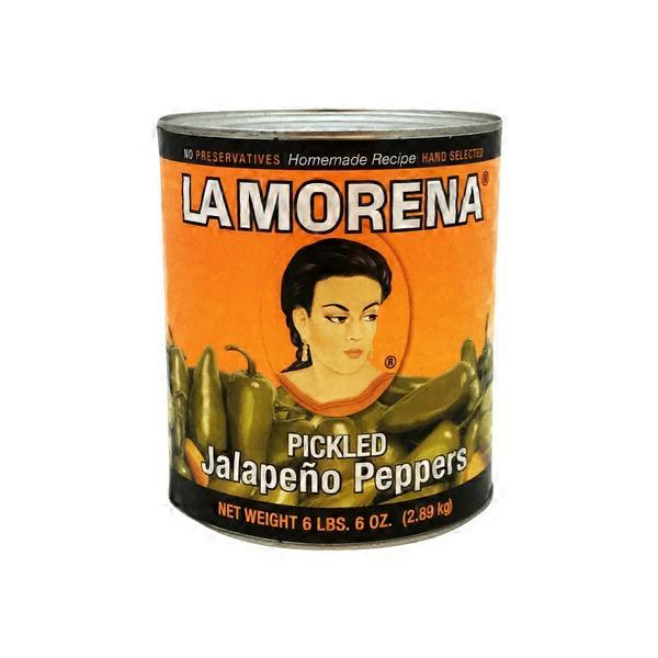 La Morena Pickled Jalapeno Peppers