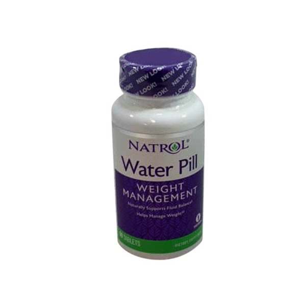 Natrol Water Pill, Tablets (60 each) from Sprouts Farmers