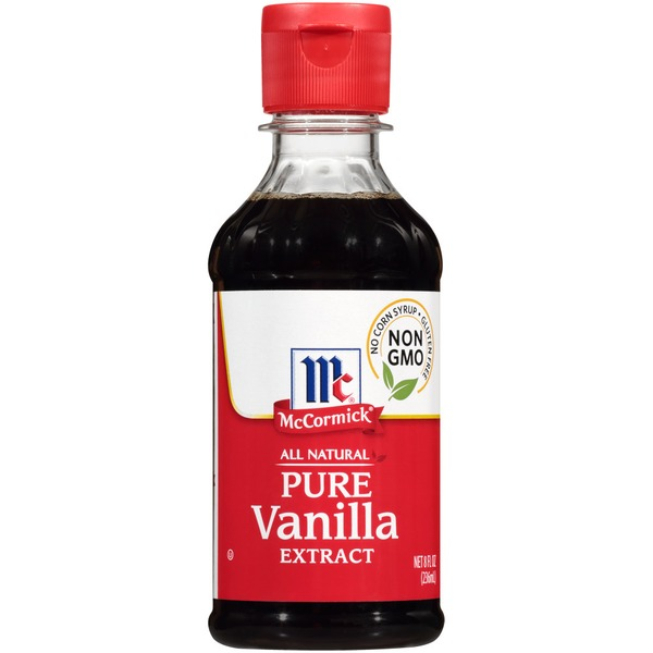 McCormick® All Natural Pure Vanilla Extract (8 fl oz) from