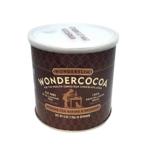 Wonderslim Wondercocoa 100% Roasted Cocoa Beans Powder For Baking & Drinking