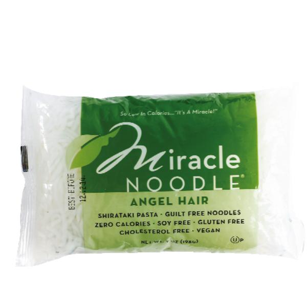 Miracle Noodle Zero Net Carb Gluten Free Shirataki Pasta Angel
