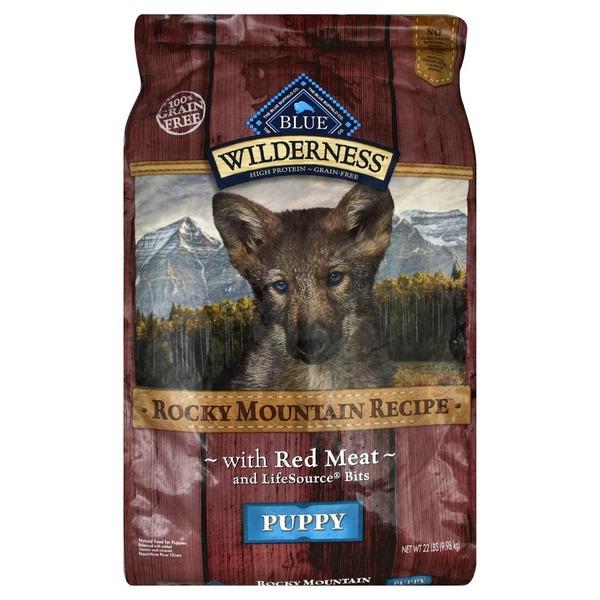 Blue Buffalo Wilderness High Protein Grain Free Rocky Mountain