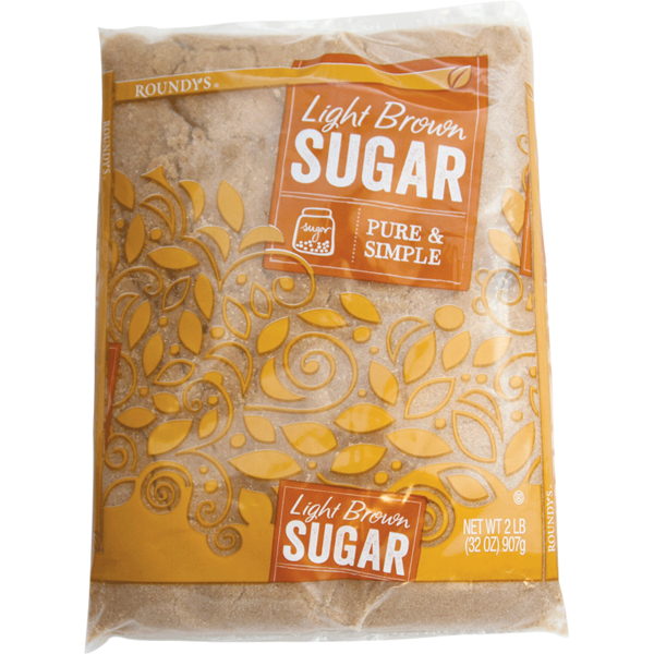 Crystal Sugar Granulated Light Brown Sugar