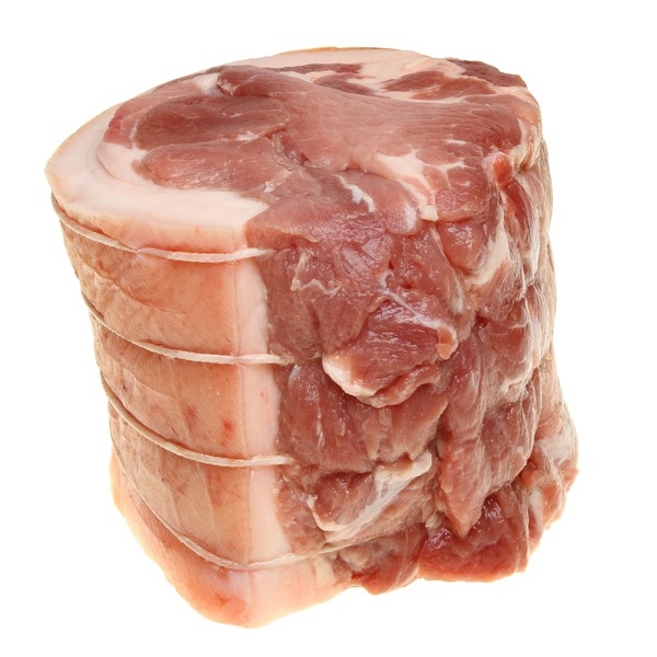 Fresh Pork Shoulder Cushion Meat Order Code From Smart Final