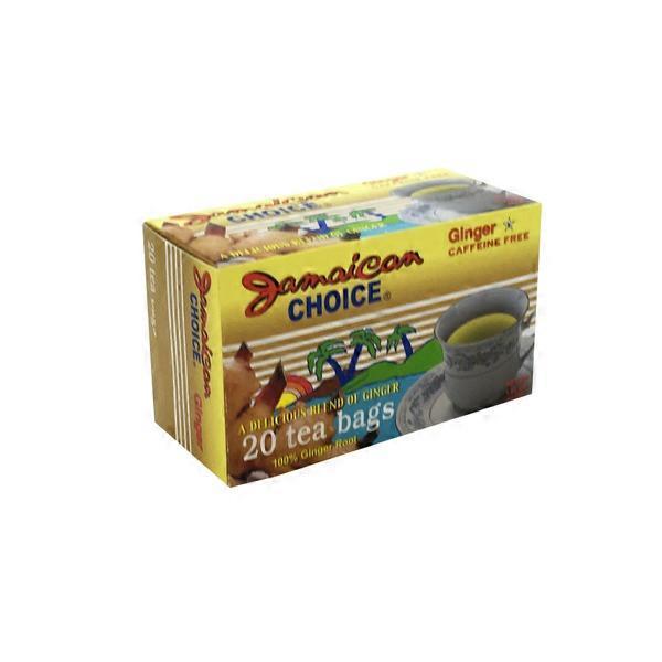 Jamaican Choice Ginger Tea Bags (1 55 oz) from CVS Pharmacy