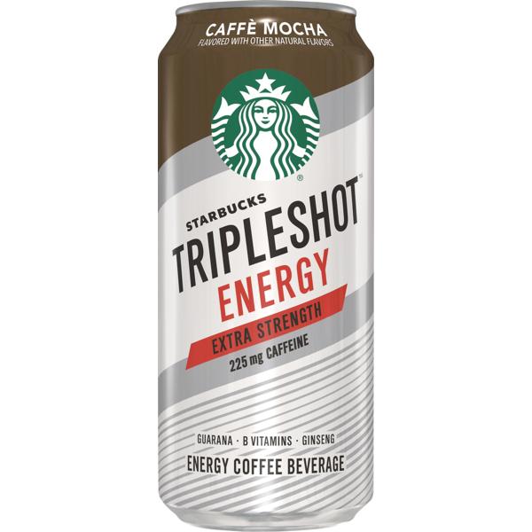 Starbucks Triple Shot Energy Caffe Mocha 15 Fl Oz From Cvs