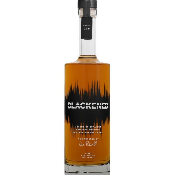 Blackened Whiskey, Straight