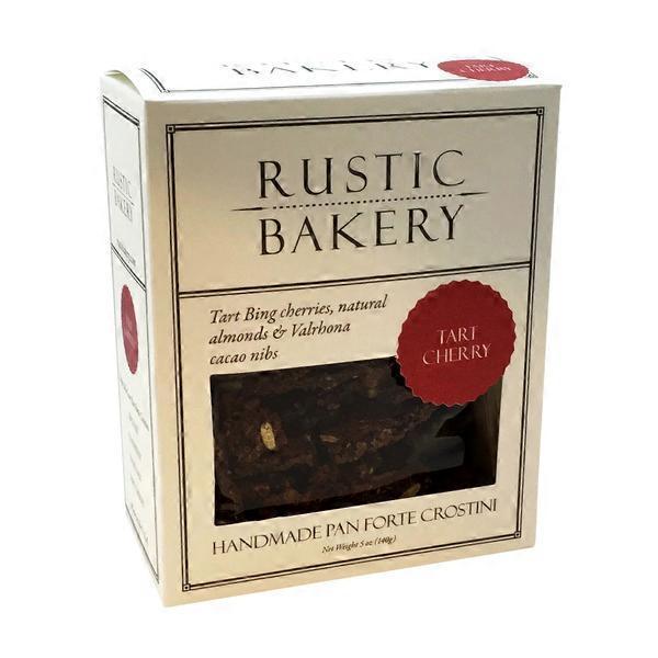 Rustic Bakery Tart Cherry Handmade Pan Forte Crostini
