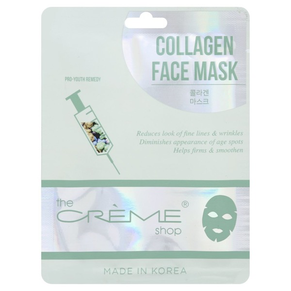 The Creme Shop Face Mask, Collagen (1 each) from CVS