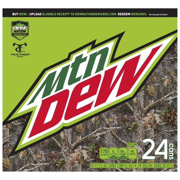 Mtn Dew Soda from Kroger - Instacart