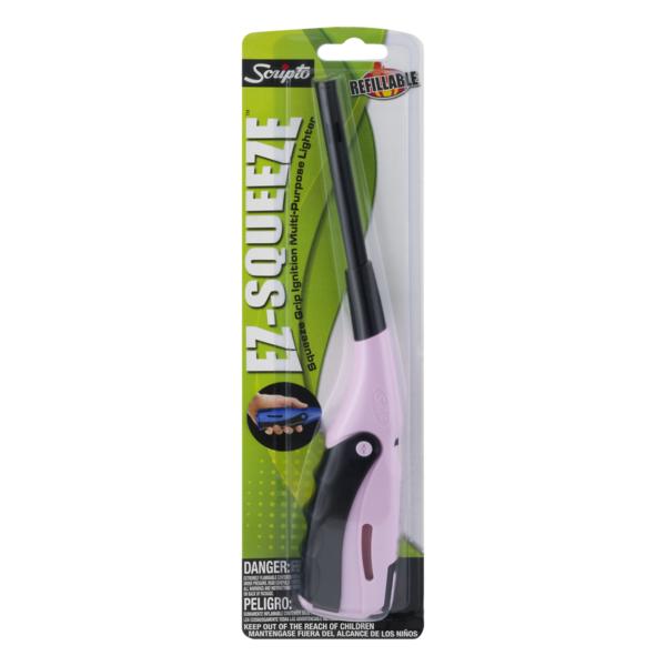 Scripto EZ-Squeeze Multi-Purpose Lighter (1 ct) from Publix