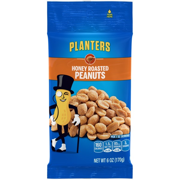 Planters Honey Roasted Peanuts from Vons - Instacart on planters almonds nutrition, planters nuts nutrition, planters honey nut snack, planters cocktail peanuts nutrition, planters sunflower seeds nutrition, planters dry roasted pecans, planters roasted cashews, planters peanuts nutrition label, planters peanuts are healthy, planters dry roasted peanuts, planters unsalted peanuts nutrition, planters salted peanuts nutrition, planters peanuts slogan, planters honey roasted nuts, planters trail mix nutrition, planters cashews nutrition information, planters lightly salted peanuts,