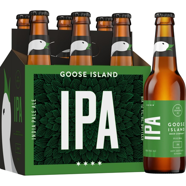 Goose island ipa abv