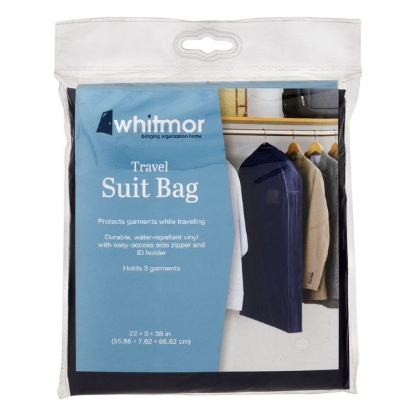 Whitmor Travel Suit Bag 10 Ct From Giant Food Stores Instacart