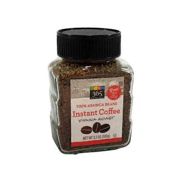 365 Instant Coffee (3.5 Oz) From Whole Foods Market