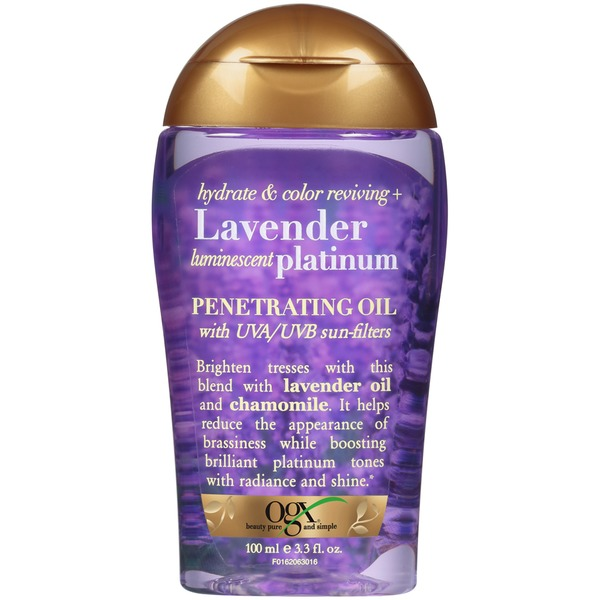Ogx Hydrate Color Reviving Lavender Luminescent Platinum