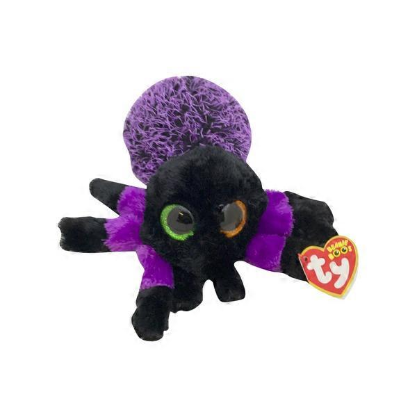 Ty 8   Creeper the Purple Spider Beanie Boo from Jewel-Osco - Instacart 18d346e76d0c