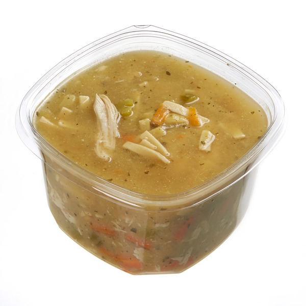 Kirkland Signature Rotisserie Chicken Noodle Soup 64 Oz From