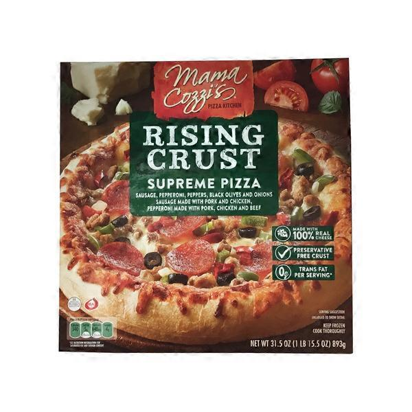 Mama Cozzi's Supreme Rising Crust Pizza