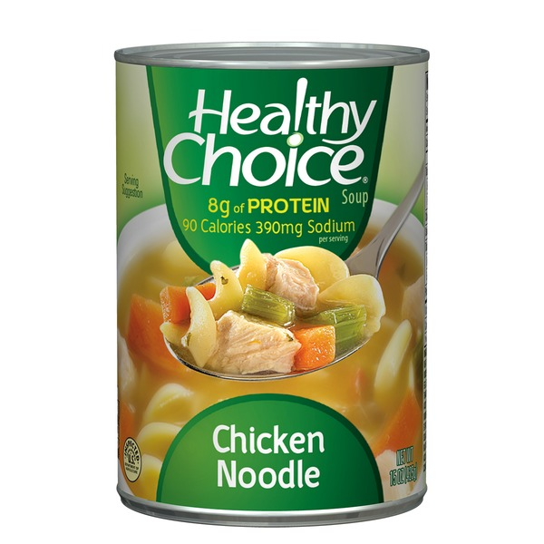 Healthy Choice Chicken Noodle Soup from Fairway Market
