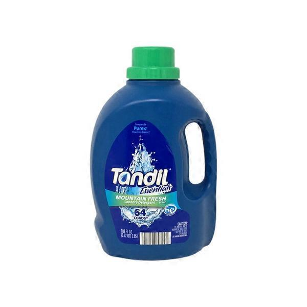 Tandil Fresh Essentials Liquid Laundry Detergent 100 Fl