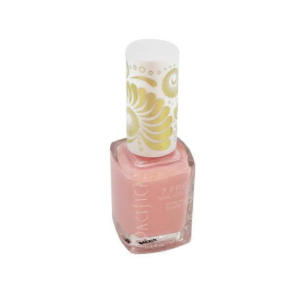 Pacifica 7 Free Nail Color Pink Moon 0 4 Fl Oz Instacart