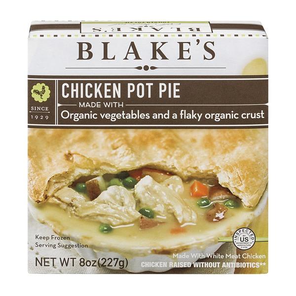Blakes Organic Chicken Pot Pie From Whole Foods Market Instacart