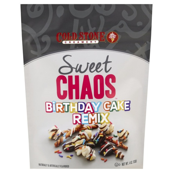 Cold Stone Sweet Chaos Birthday Cake Remix 4 Oz From Cub Instacart