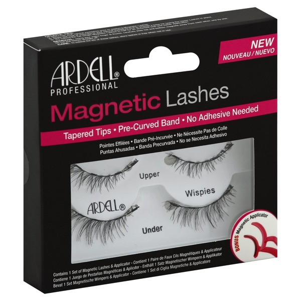 9f4a3c012eb Ardell Lashes, Magnetic, Wispies (2 each) from CVS Pharmacy® - Instacart