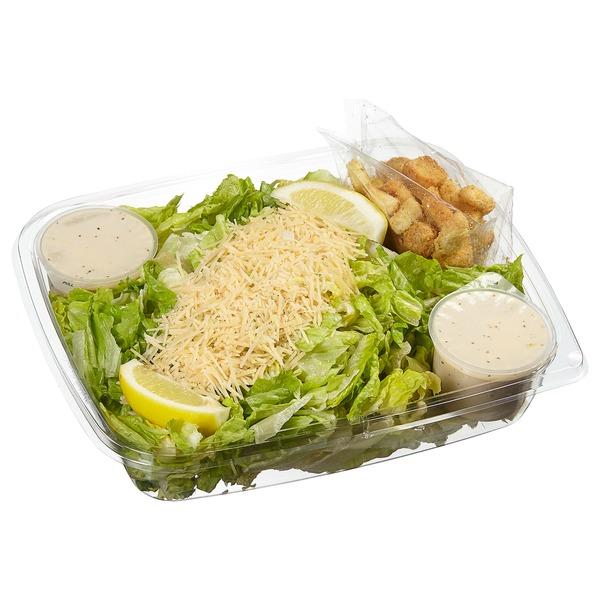 Kirkland Signature Caesar Salad With Caesar Dressing