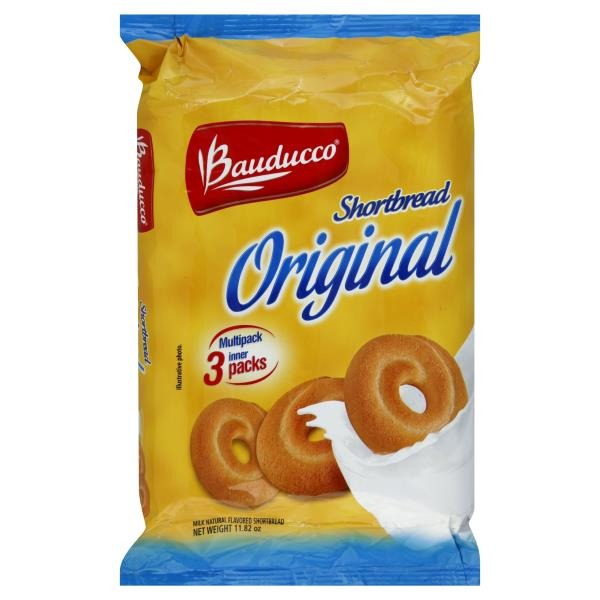 Bauducco Original Shortbread Cookies from Price Chopper - Instacart