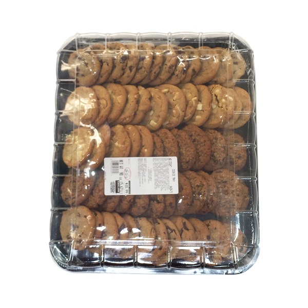 Kirkland Signature Variety Cookie Tray 90 Oz From Costco Instacart