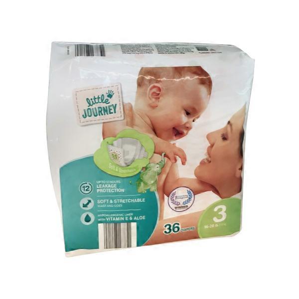 5b5bbb8aada Little Journey Diapers Size 3 from ALDI - Instacart