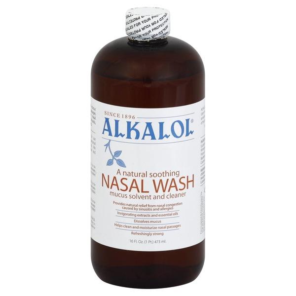 Alkalol Nasal Wash (16 oz) from Kroger - Instacart