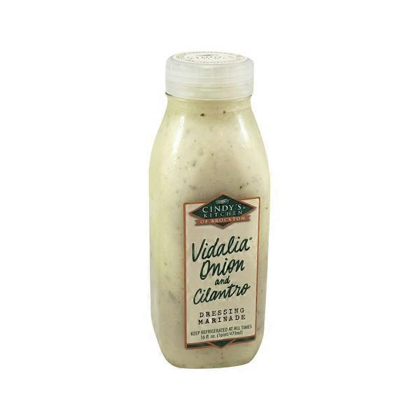 Cindy\'s Kitchen of Brockton Vidalia Onion and Cilantro Dressing ...