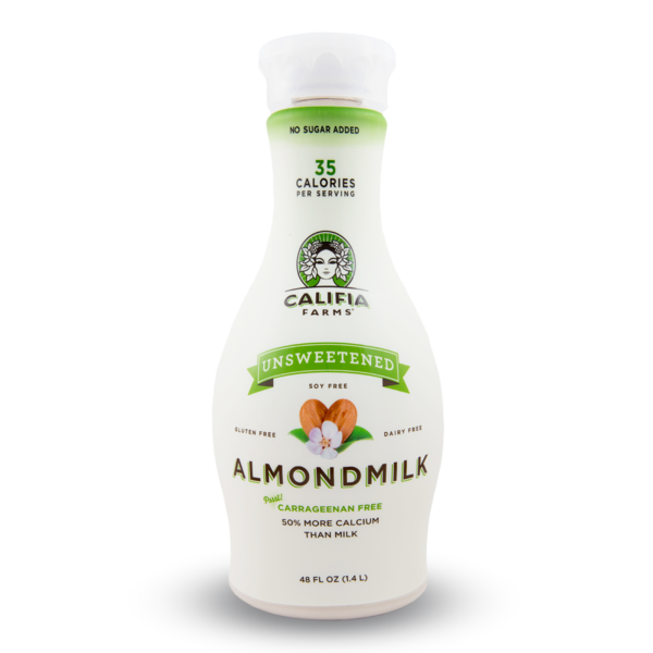 Whole Foods  Organic Almondmilk Unsweetened