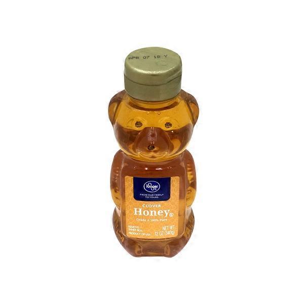 Kroger Clover Honey 12 Oz From Kroger Instacart