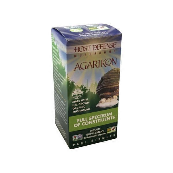 Host Defense Agarikon Dietary Supplement From Fresh Thyme Farmers