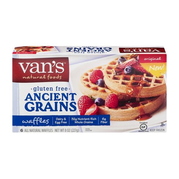 Van S Natural Foods