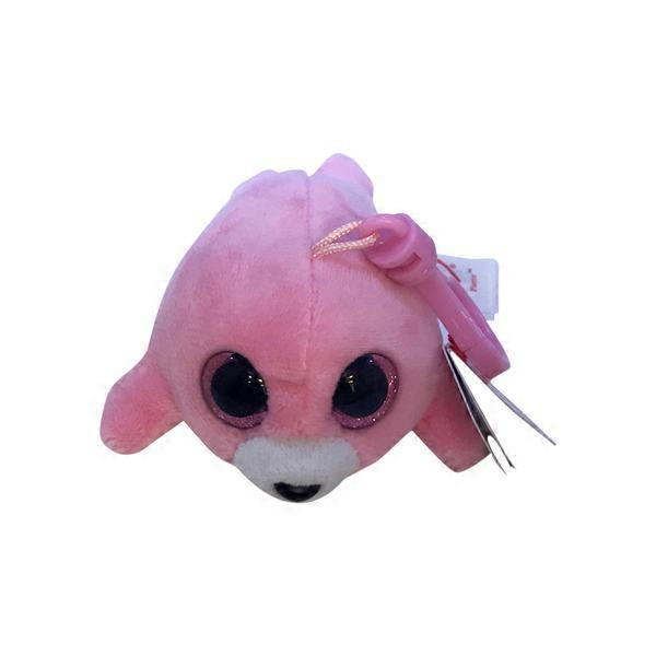 078519d76a3 Ty Pierre the Pink Seal Key Clip Beanie Baby from Vons - Instacart