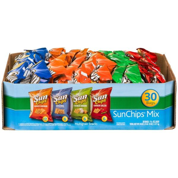 Sun Chips Sunchips Mix Sunchips Mix From Bjs Wholesale Club Instacart