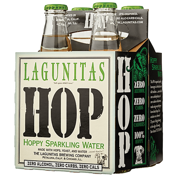 Lagunitas Hi-Fi Hops Infused Sparkling Water (12 fl oz) from