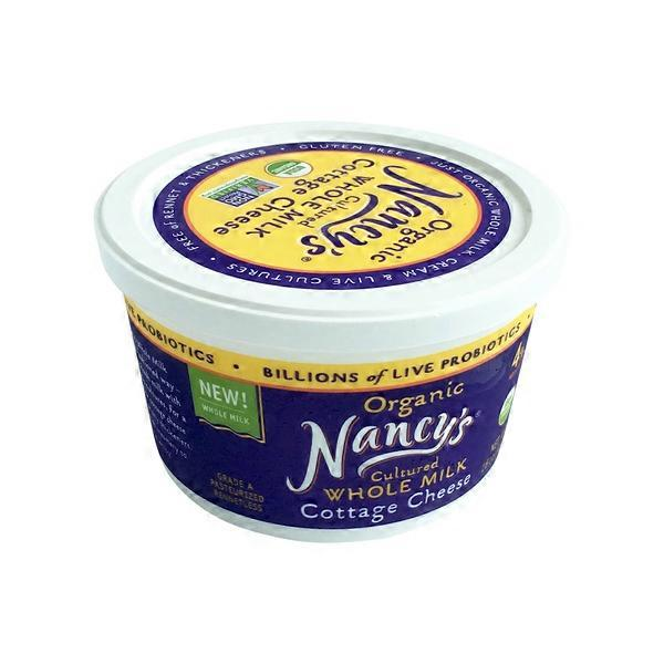 Nancy's Organic Probiotic Cottage Cheese