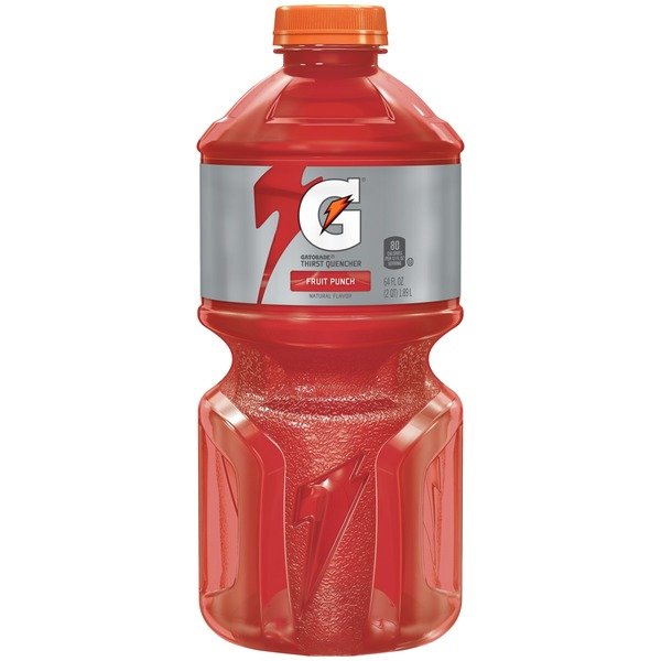 gatorade thirst quencher fruit punch from big y world class market