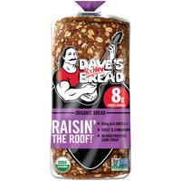Dave's Killer Bread Bread, Organic, Raisin' the Roof