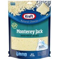 Kraft Monterey Jack Shredded Cheese