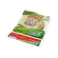 Joseph's Flax, Oat Bran And Whole Wheat Pita Bread