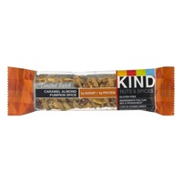 KIND Bar Limited Batch Caramel Almond Pumpkin Spice