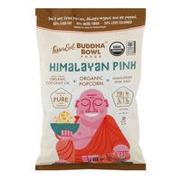 Lesserevil Buddha Bowl Foods Himalayan Pink Organic Popcorn