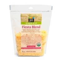 365 Organic Shredded Fiesta Blend Cheese